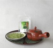 丹沢粉末緑茶