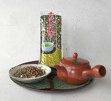 丹沢玄米茶
