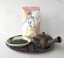 丹沢遠山茶やぶきた茶